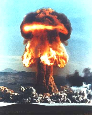 the atomic bomb type and